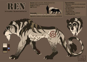 Ren Reference 2016 by forstyy