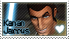Kanan Jarrus Stamp by forstyy