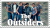 The Outsiders Stamp by forstyy