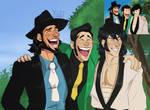 Lupin Gang