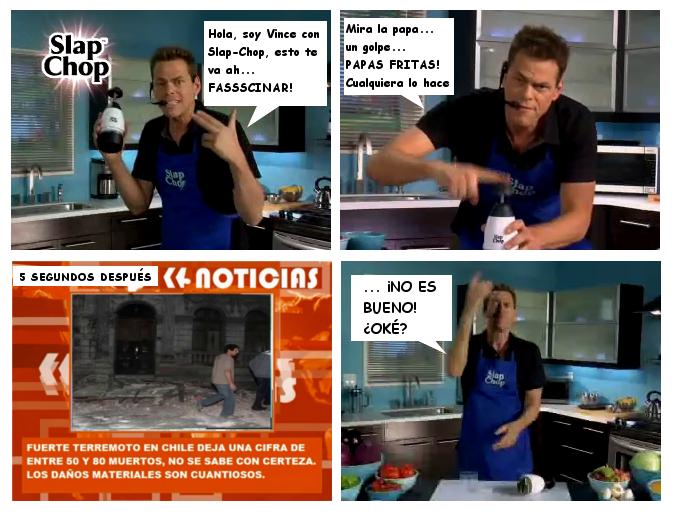 Blaming Slap-Earthquake-Chop by jorgicio