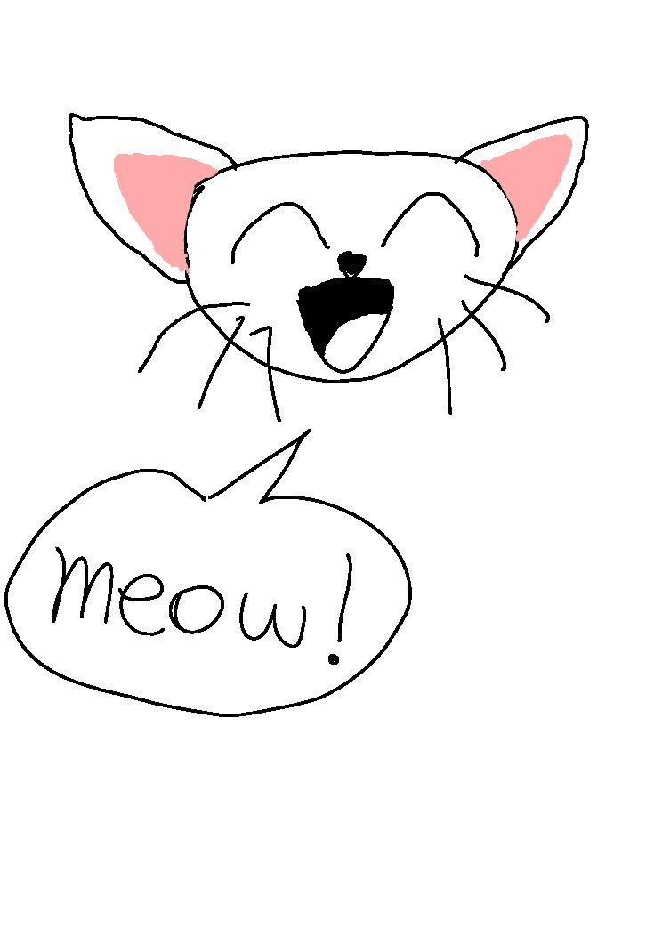 Meow: Prueba con Tablet by jorgicio