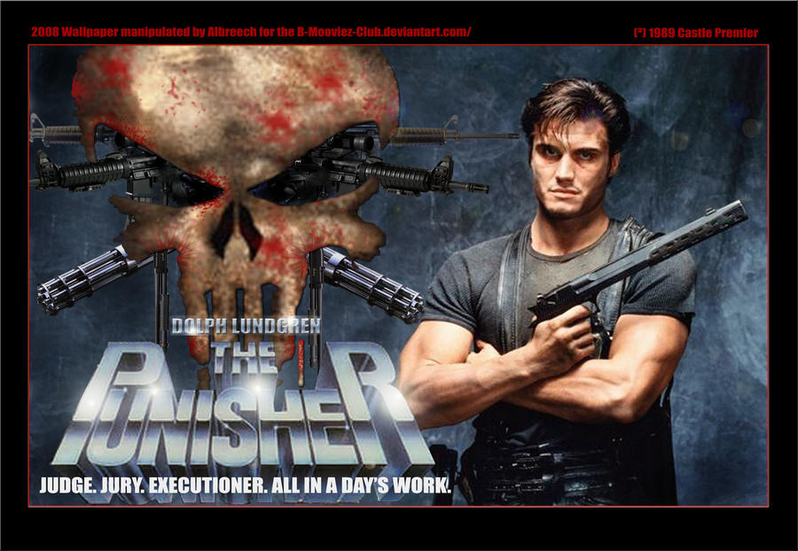The Punisher Movie 1989 1989 s The Punisher by