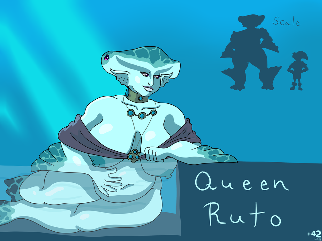 Queen Ruto by CountBedlam