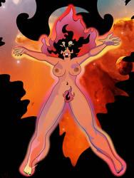 Dark Goddess Reborn by CountBedlam
