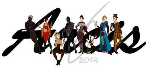 Arcis Adventurers