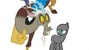 Discord and Pony Base 2