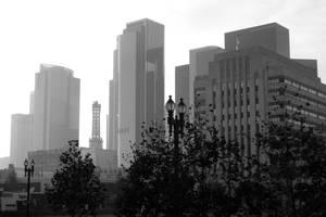 LA SKYLINE by fridayinla