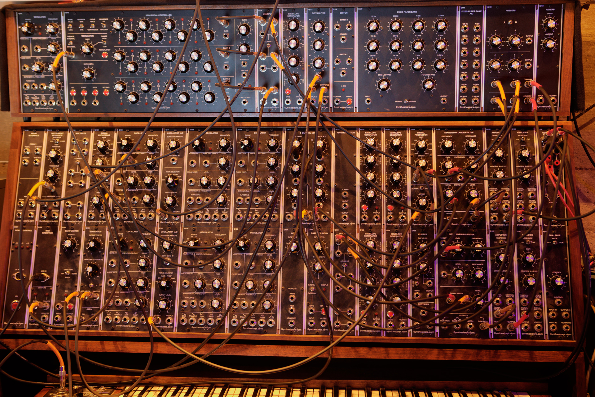 Moog Synthesizer Wallpaper 39934 Usbdata