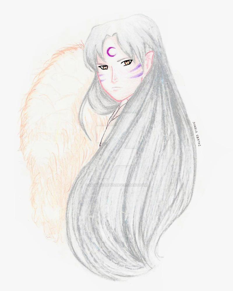Sesshoumaru by Mobilicorpus