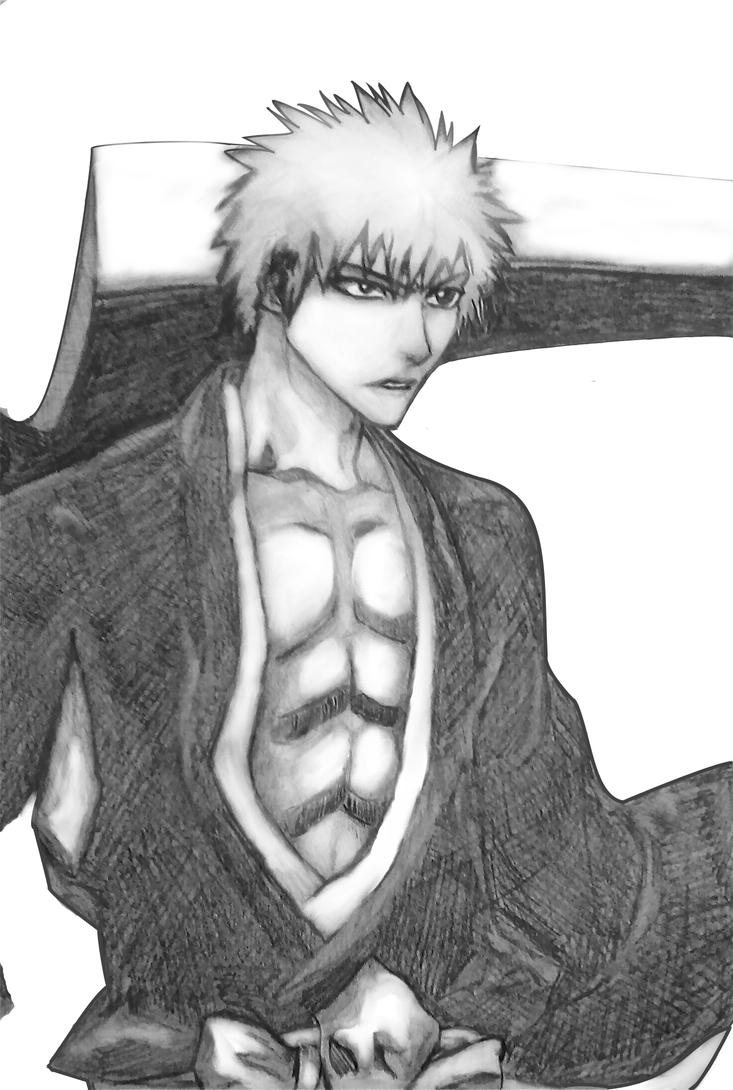 Ichigo by Lothcarme