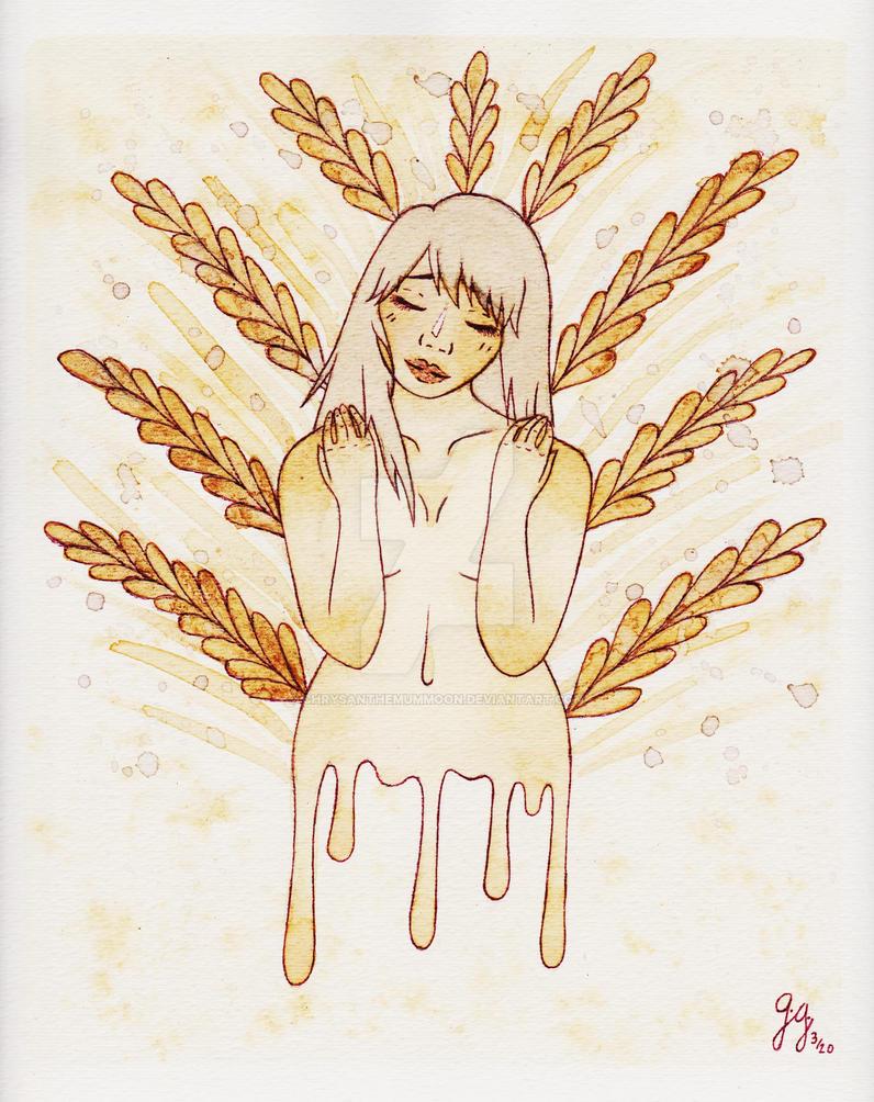 I Am All Alone.. by ChrysanthemumMoon
