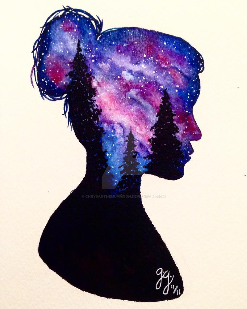 Of the Night by ChrysanthemumMoon