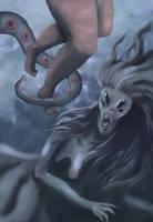 Monstrous Mermaid