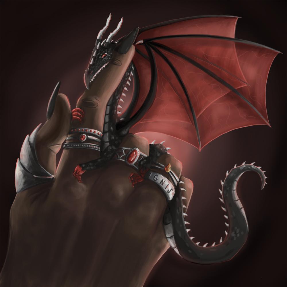#Dragonaesthetic by flailingmuse