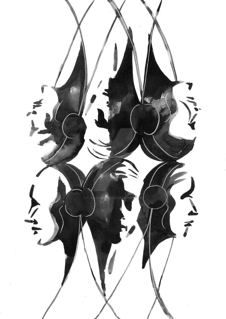 Faces of Sound by flailingmuse