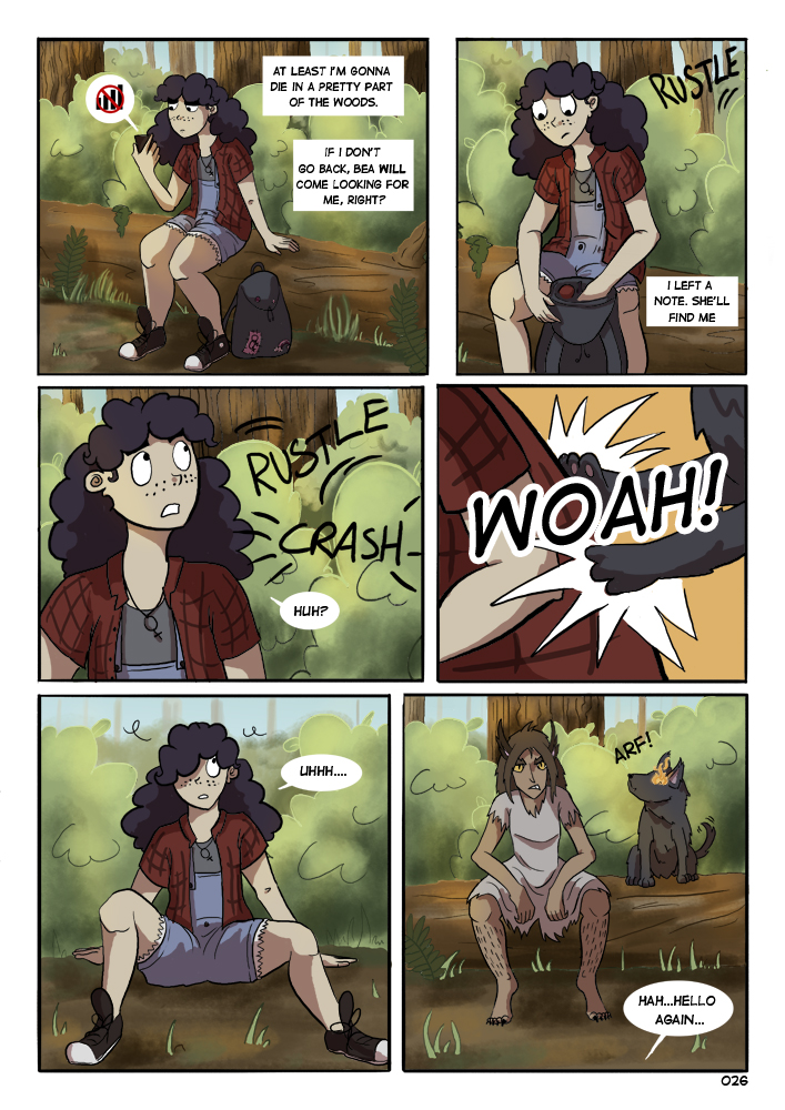 Wyrdhope - Chapter 2 - Page 3 by flailingmuse