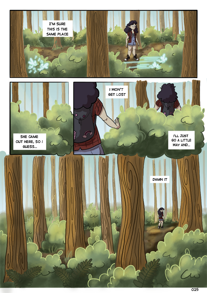 Wyrdhope - Chapter 2 - Page 2 by flailingmuse