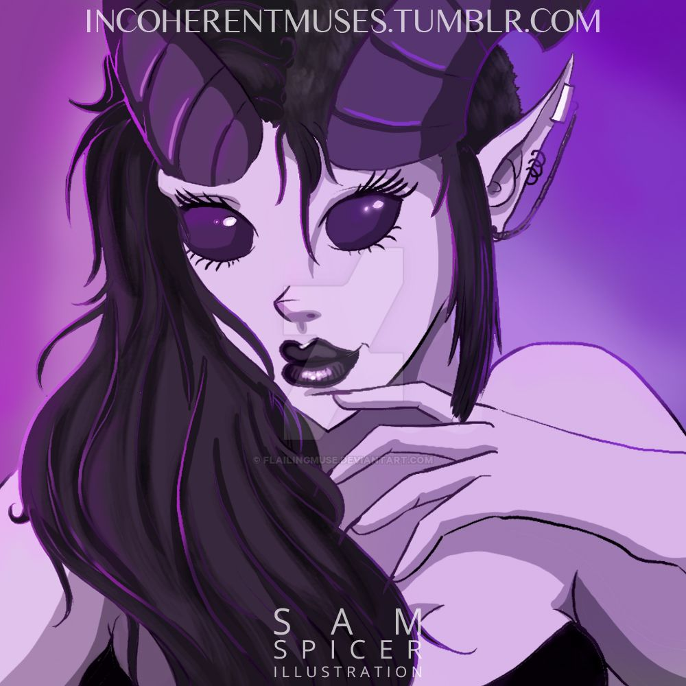 Lilith Mayhem - Selfie Time! by flailingmuse