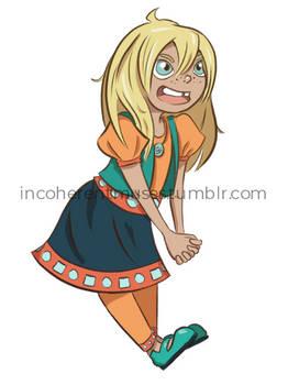 Caitlyn - DnD NPC