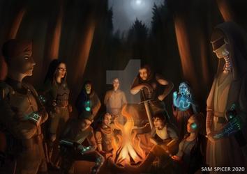 Pendragon Squad [Commission]