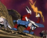 TRANSFORMERS - CALL OF THE PRIMITIVES X