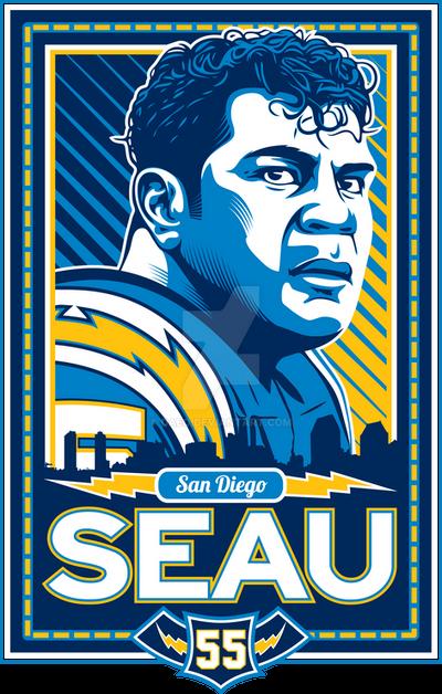 San Diego Legend by Daeo
