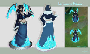 WinterWonder Morgana Concept by Jevvelia