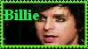 Billie stamp by pearlandfrog13