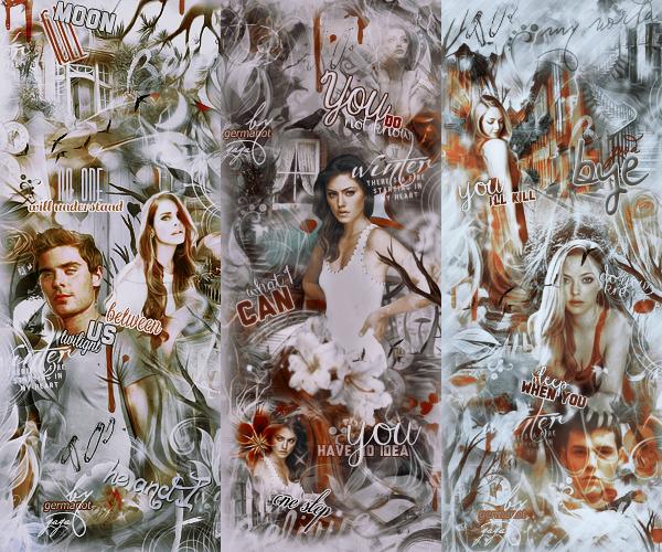 Avatars set by germanotgaga