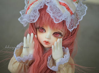 I'm a mini Cotton Candy! by hhisprincess