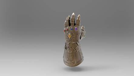 Infinity Gauntlet by silkroad820420