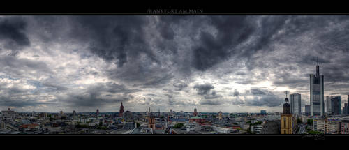 Frankfurt by Panomenal