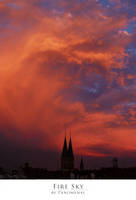 Fire Sky by Panomenal