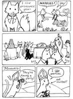 Gay Kitty Marriage pt 3 by foxysquid