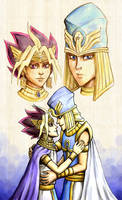YGO: Gay Ancient Egypt