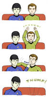 Trek: Nerve Pinch Vs. Yawn