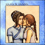 Avatar: Hama+Kanna