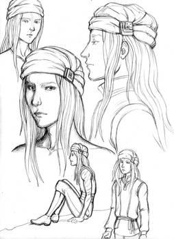 Nelius sketches