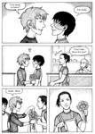 Modern Boys, page thirteen
