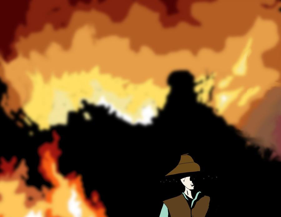 FireWalk Dark by Jensaw101