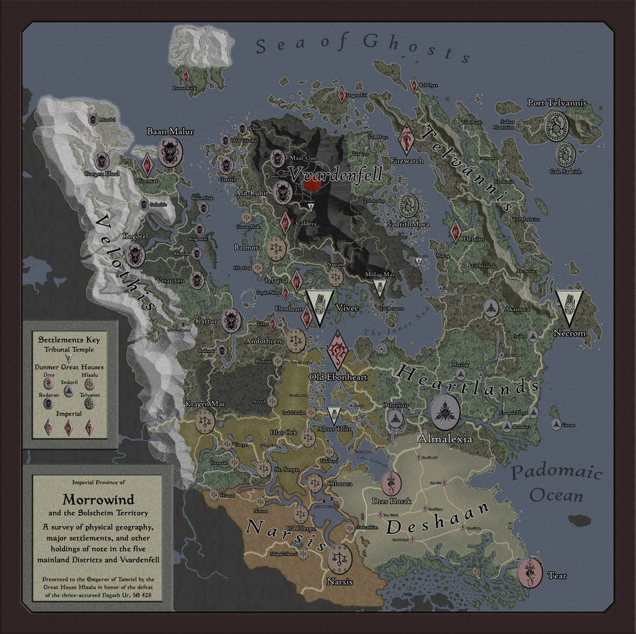 Morrowind 3e 428 By Charger24 On Deviantart