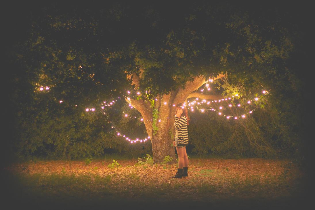 The Fairy Lights by GoingSane on DeviantArt
