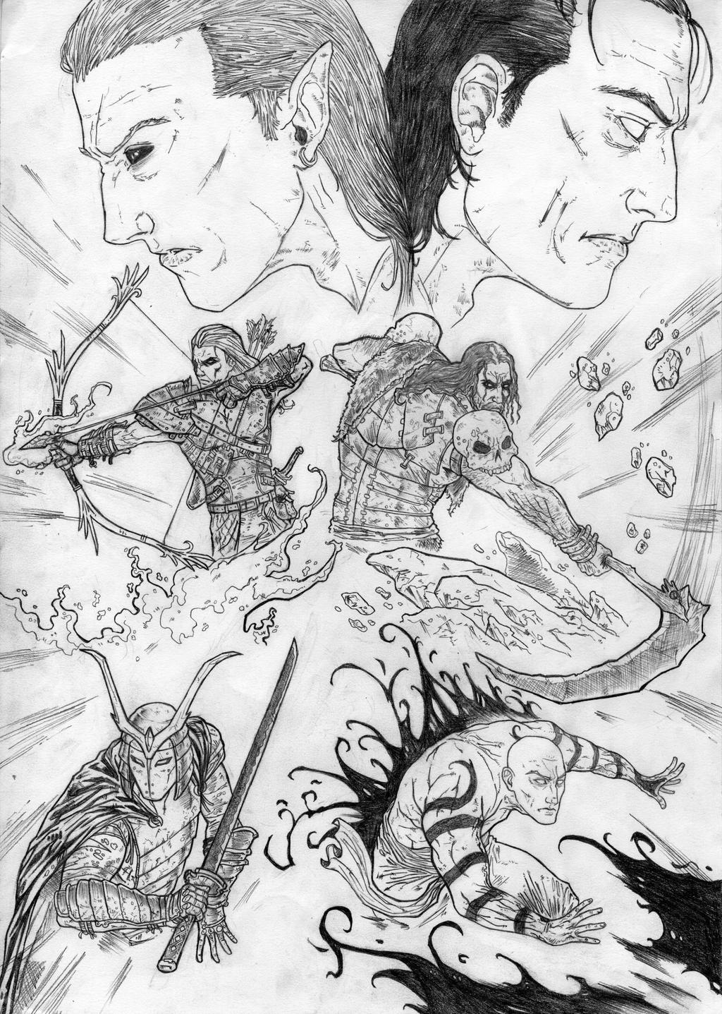 RPG final by IgorChakal
