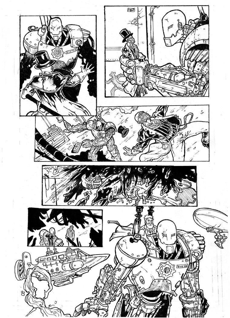 Reunion - Page 5 A3 by IgorChakal