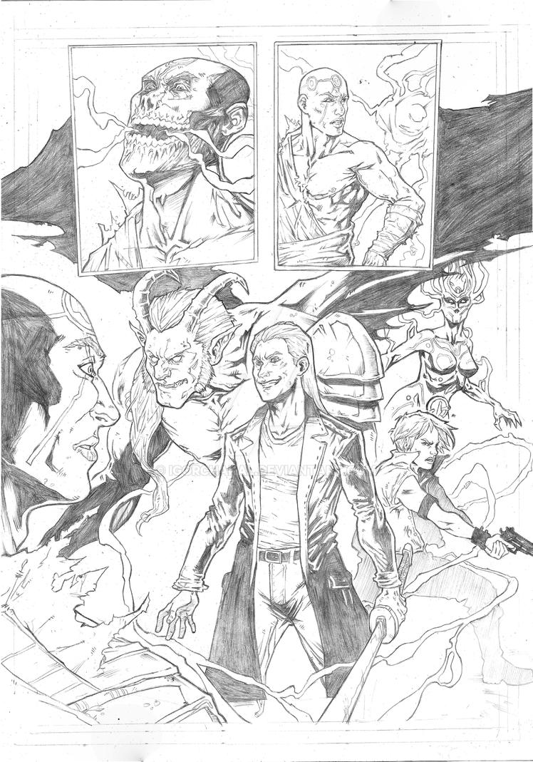Sample Top Cow 2015 - Page 5 by IgorChakal
