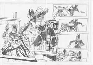 Catwoman 2 - 3  Sample