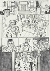 Nightwing 08 sample page #1 by IgorChakal