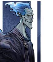 Hades Illustration - Villains week
