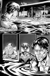 Hellblazer (Constantine) Sample test Page 1